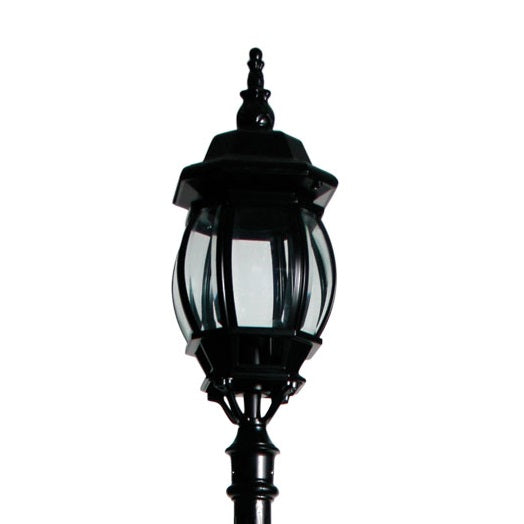 Highgate Single Head Tall Traditional 2.25m Post Light
