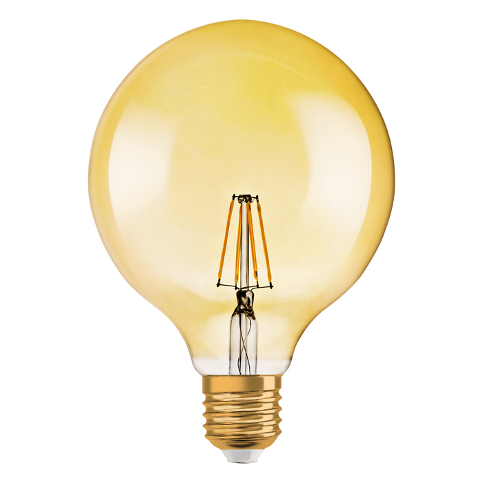Osram Vintage 1906 G125 E27 4w LED Filament Lamp