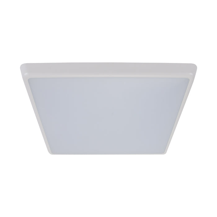 Solar 400 Slimline 35w Dimmable Square 40cm LED Oyster
