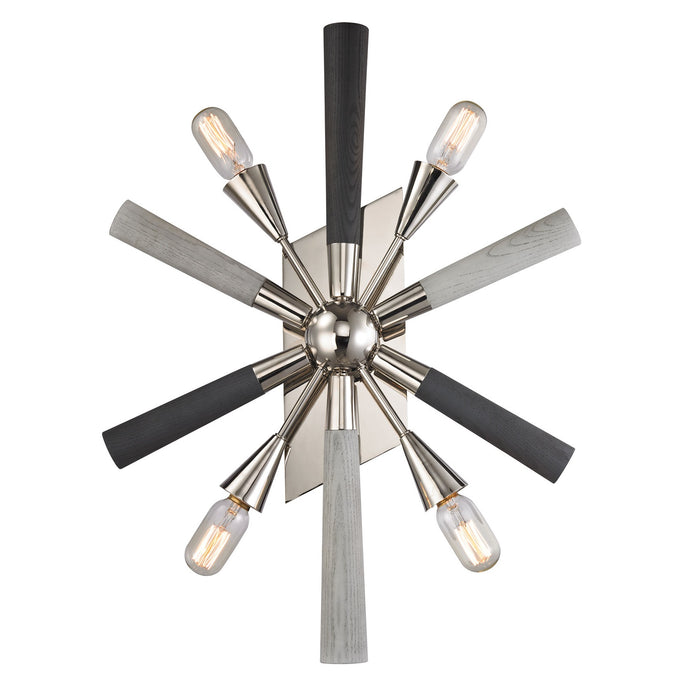 SPUTNIK - Grey Washed Wall Light