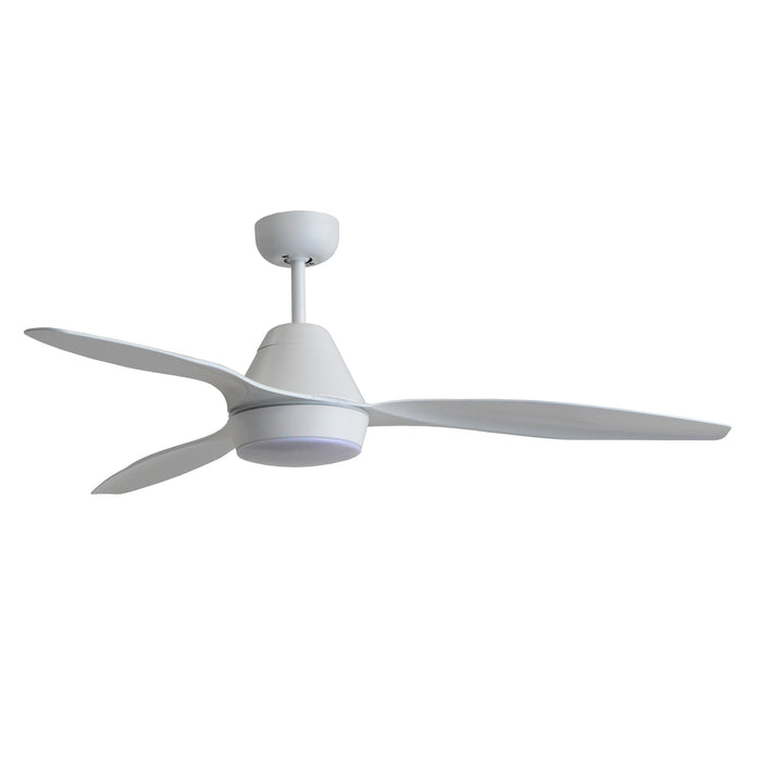 "Triumph 52"" Ceiling Fan With ABS Blades & LED Light"