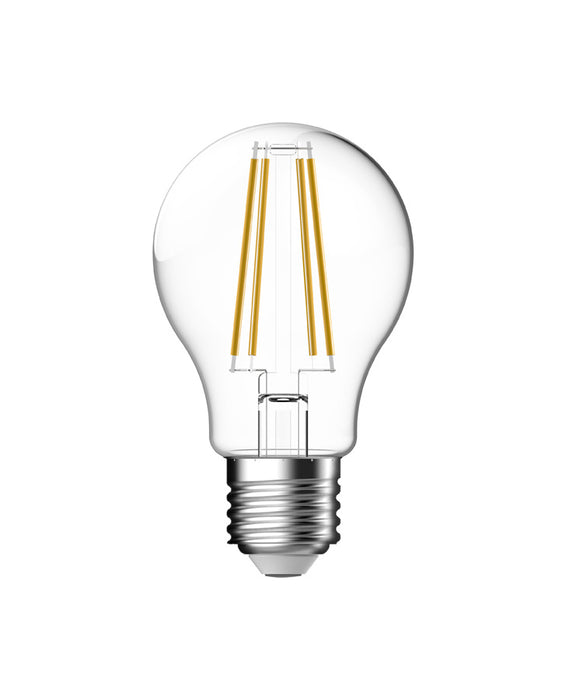 8.6w Dimmable LED Filament A60 Globe