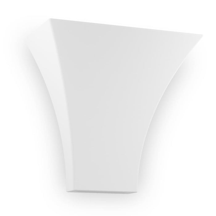 DOMUS - Ceramic Funnel Shaped Wall Light