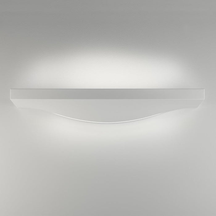DOMUS - Two Way Ceramic Curved Rectangular Wall Light