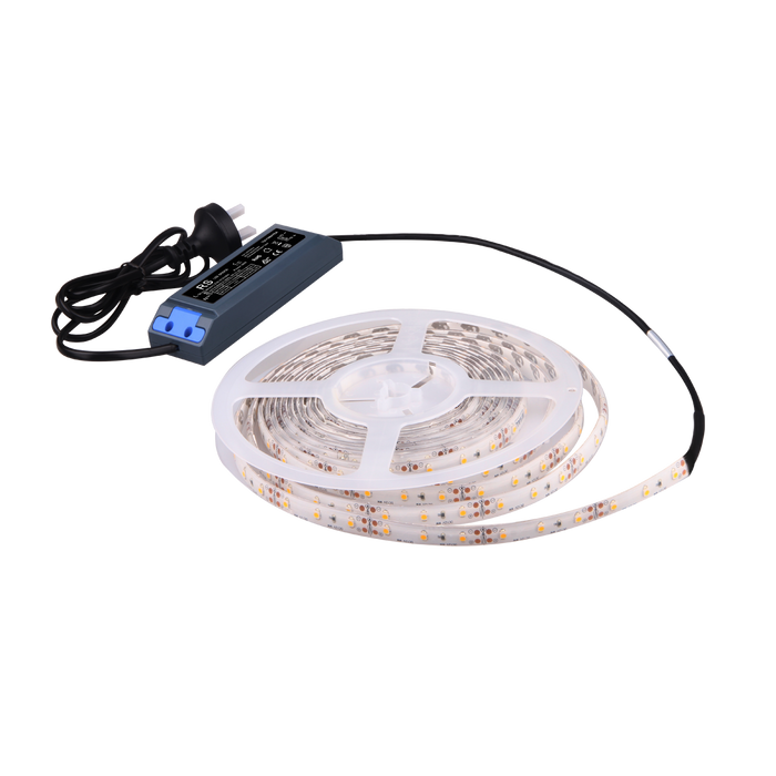 SAL - 12v 6w/m Weatherproof LED Strip Kit 5 Metres