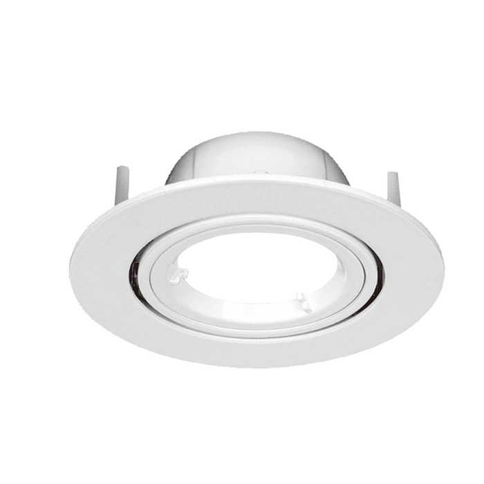 White Gimble Downlight Head Only