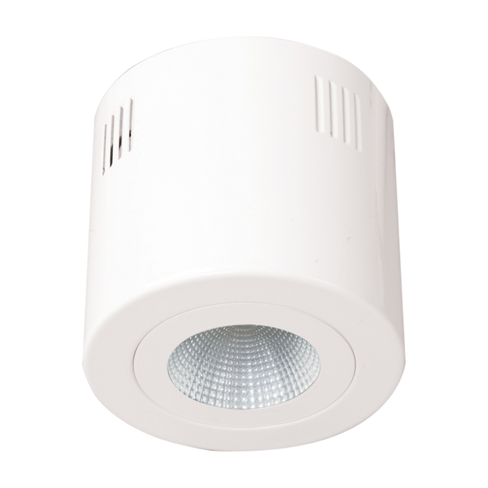 SAL Ecostar - Surface Mounted Dimmable LED Downlight 12w