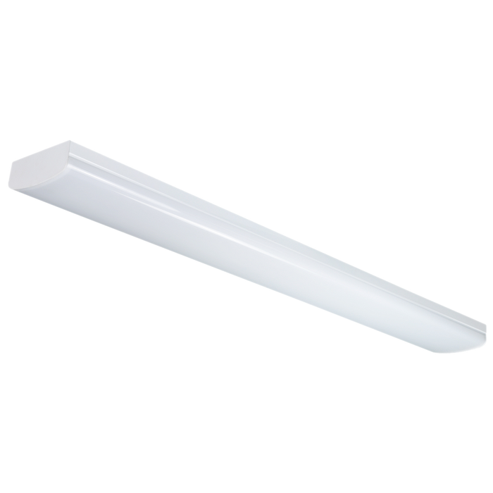 Wideline Low Profile 4ft 40w LED Diffused Batten