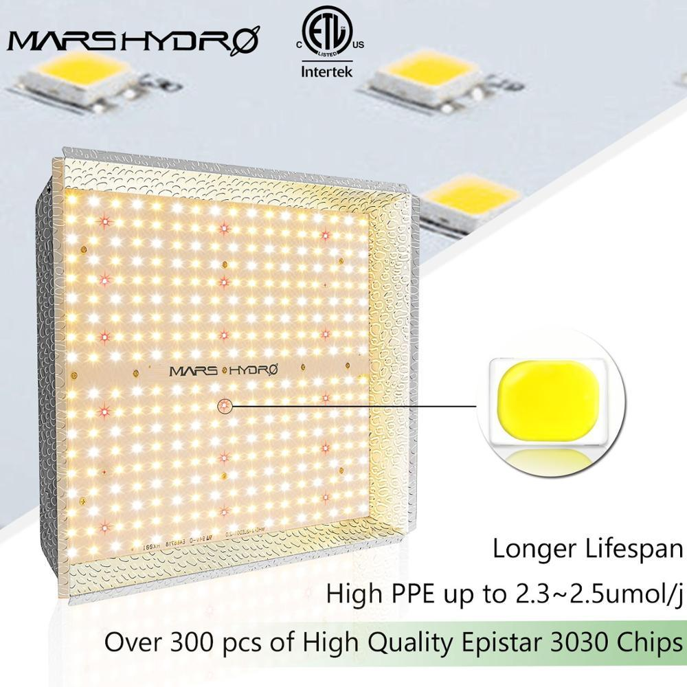 Mars Hydro TS 1000 high quality LEDs