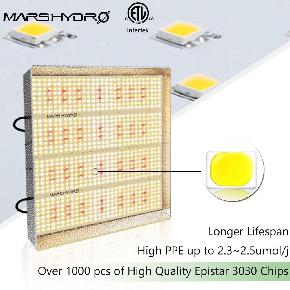Mars Hydro TSW 2000 high quality epistar led chips