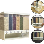 Wall Mounted Dry Food Dispenser