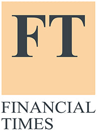 The Financial Times logo.