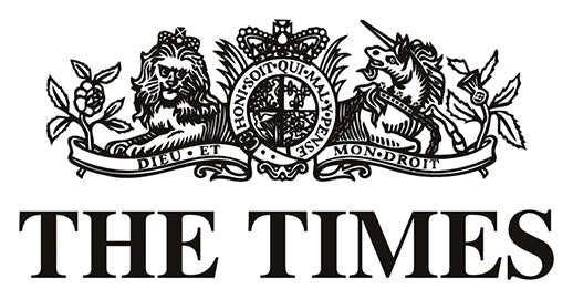 The Times logo.