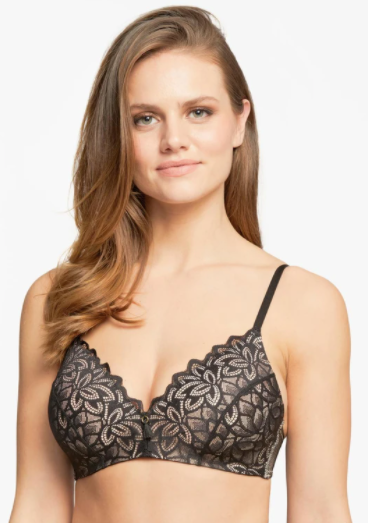 montelle intimates fashion wire free bra
