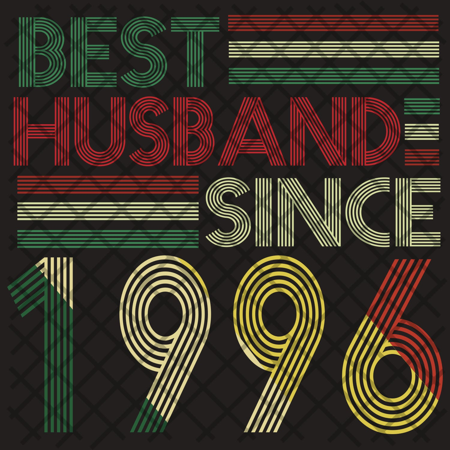 Best husband since 1996, husband svg, husband gift, husband shirt, love husband, best husband ever,family svg, family shirt,family gift,trending svg, Files For Silhouette, Files For Cricut, SVG, DXF, EPS, PNG, Instant Download