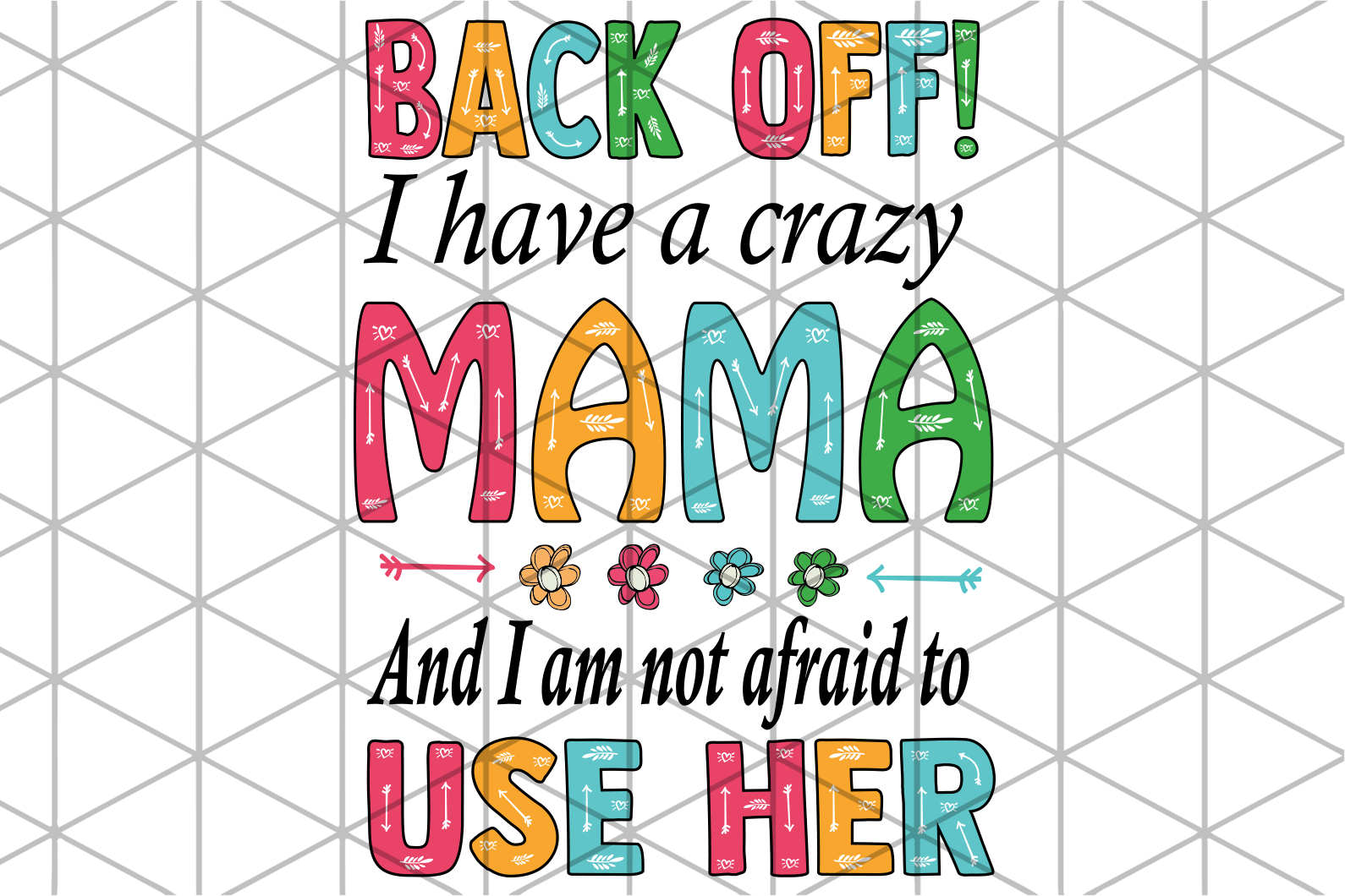 Back off I have a crazy mama, mama svg, mama gift,  family svg, family shirt,husband svg, husband gift, husband shirt, love husband, best husband ever,amily gift,trending svg, Files For Silhouette, Files For Cricut, SVG, DXF, EPS, PNG, Instant Download