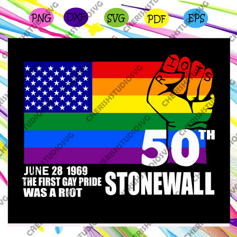 50th stonewall, rainbow svg,leseither way, lesbian gift,lgbt shirt, lgbt pride,gay pride svg, lesbian gifts,gift for bian love ,lgbt svg,Files For Silhouette, Files For Cricut, SVG, DXF, EPS, PNG, Instant Download