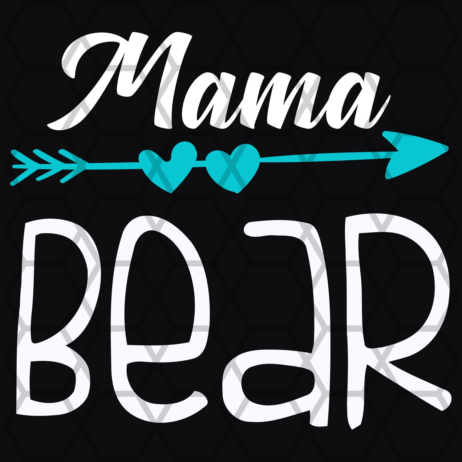 Mama bear, mama svg, mama gift, mama life, best mama ever, mama birthday, bear svg, bear, bear lover svg, family svg, family shirt,family gift,trending svg, Files For Silhouette, Files For Cricut, SVG, DXF, EPS, PNG, Instant Download