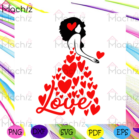 Afro Girl Heart SVG, Valentine Svg, Valentines Day Svg, Love SVG, Hearts SVG, Happy Valentines Day Svg, Heart Symbol Svg, Afro Woman Svg, Black Girl Svg, Afro Girl Svg, African American Svg, Valentines Gift Svg, Valentine Quotes Svg,