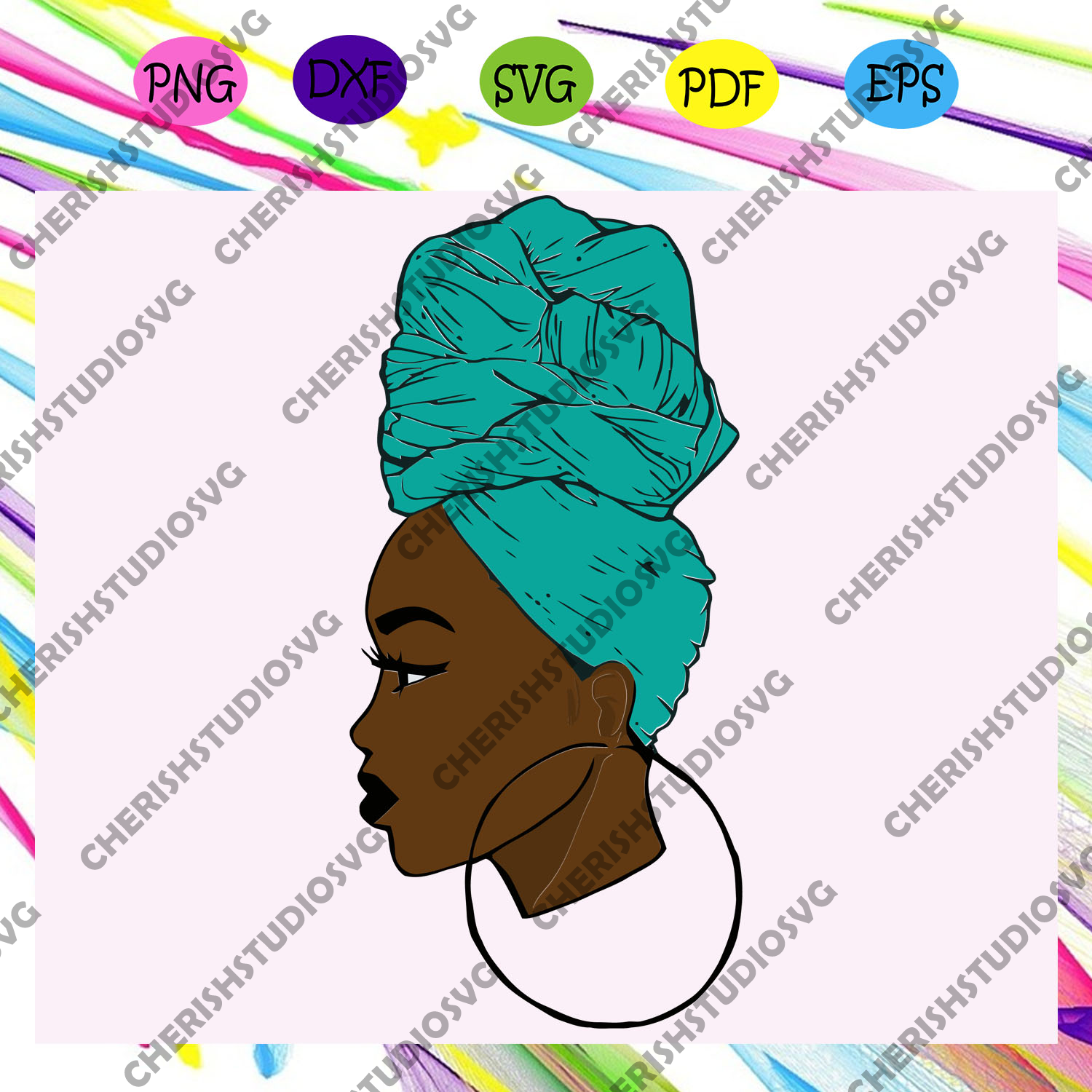 Afro Puffs Baseball Cap, sexy black girl, black lives matter, black girl magic, sexy girl, sexy queen, black queen, black queen birthday, Files For Silhouette, Files For Cricut, SVG, DXF, EPS, PNG, Instant Download