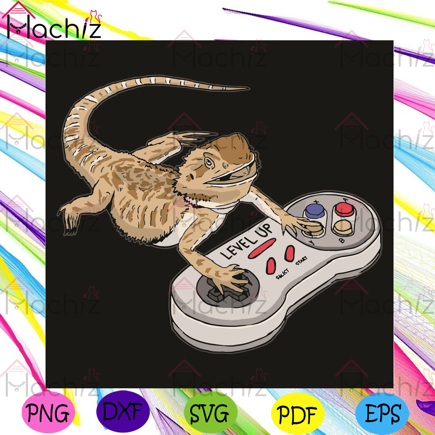 Bearded Dragon Playing Video Game Svg, Trending Svg, Bearded Dragon Svg, Video Game Svg, Bearded Dragon Lovers Svg, Game Svg, Gamers Svg, Game Lovers Svg, Bearded Dragon Gifts Svg, Cute Bearded Dragon Svg, Animal Svg,