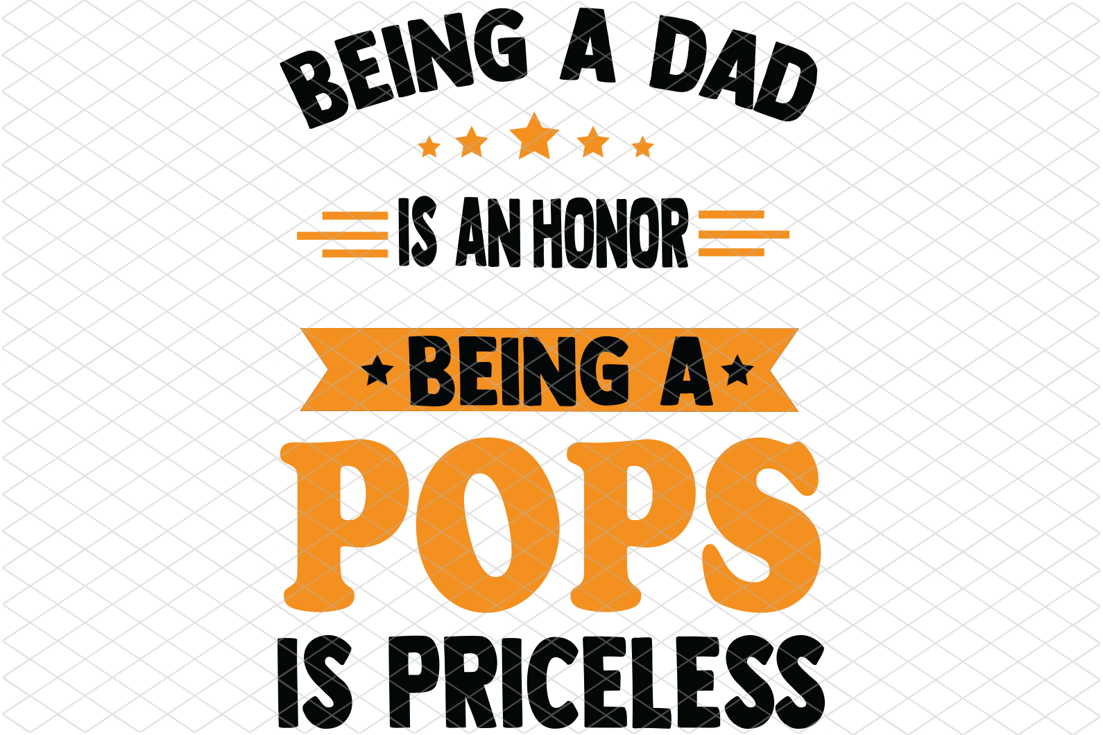 Being a dad is an honor being a pops is priceless , papa svg, baba svg,father's day svg, father svg, dad svg, daddy svg, poppop svg Files For Silhouette, Files For Cricut, SVG, DXF, EPS, PNG, Instant Download