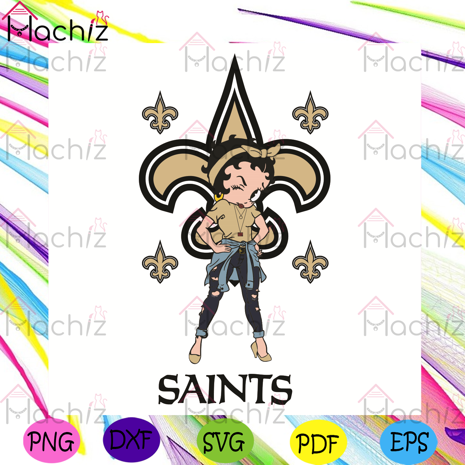 Betty Boop New Orleans Saints Svg, Sport Svg, New Orleans Saints Football Team Svg, New Orleans Saints Svg, New Orleans Saints Fans Svg, Betty Boop Svg, New Orleans Saints Lovers Svg, New Orleans Saints Gifts Svg, NFL Svg