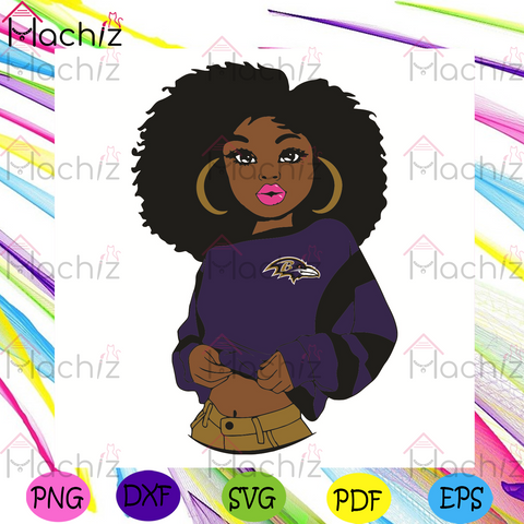 Black Girl Baltimore Ravens Svg, Sport Svg, Baltimore Ravens Football Team Svg, Baltimore Ravens Svg, Black Girl Svg, Baltimore Ravens Svg, Baltimore Ravens Fans Svg, Baltimore Ravens Gifts Svg, Baltimore Ravens Logo Svg