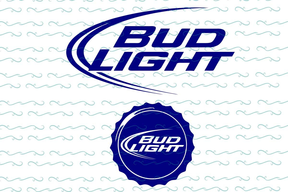 Bud light SVG , bud light beer, beer svg, beer gift, beer lover svg, beer lover gift,trending svg, Files For Silhouette, Files For Cricut, SVG, DXF, EPS, PNG, Instant Download