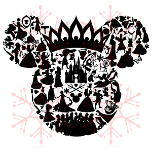 Disney princess disneyland mickey mouse disney world,  minnie mouse svg, disney svg, disney princess, disneyland svg, disney world, mickey head,trending svg, Files For Silhouette, Files For Cricut, SVG, DXF, EPS, PNG, Instant Download