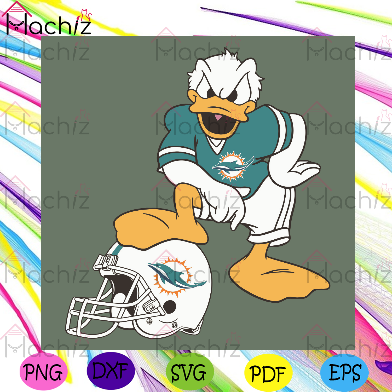 Donald Duck Miami Dolphins Svg, Sport Svg, Miami Dolphins Football Team Svg, Miami Dolphins Svg, Miami Dolphins Fans Svg, Donald Duck Svg, Miami Dolphins Lovers Svg, Miami Dolphins Gifts Svg, Dolphins Donald Svg, NFL Svg