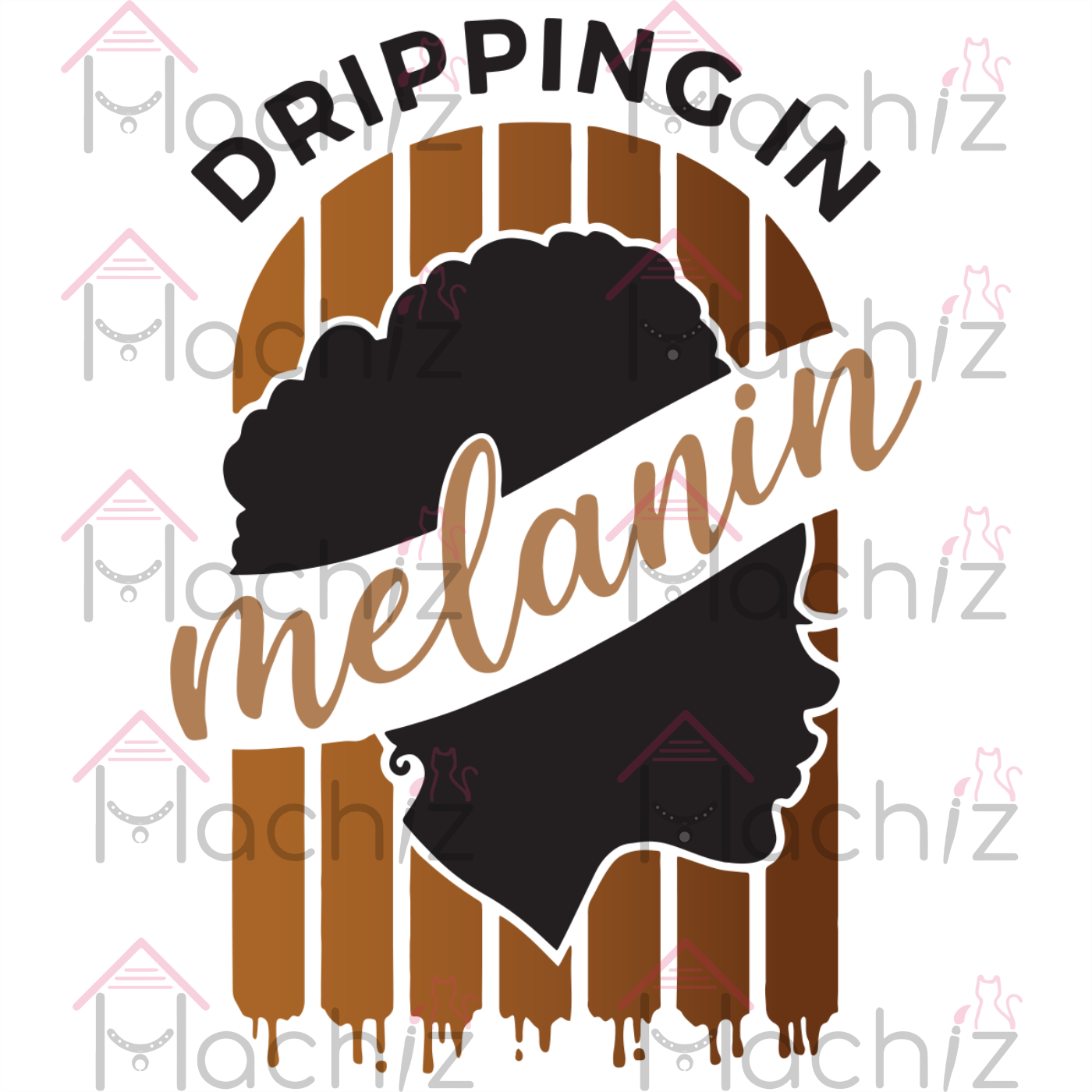 Dripping in melanin, Trending Svg,Black girl Svg,black woman svg, black girl magic, black queen svg, melanin, melanin svg, american girl,melanin queen svg, african queen svg, african girls svg,