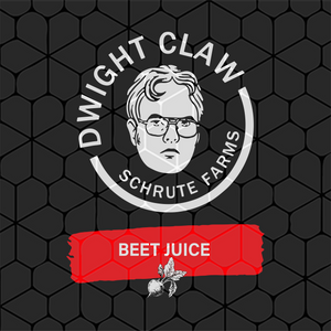 Dwight claw schrute farms beet juice, schrute farms, dwight schrute, schrute farms shirt, schrute farms beet, beet farm, beet juice, funny farmer,trending svg, Files For Silhouette, Files For Cricut, SVG, DXF, EPS, PNG, Instant Download