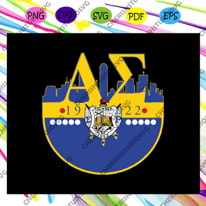 Founded 1922 svg, sigma gamma rho sorority svg, SGHo founded 1922 svg, sigma gamma rho greek letters sign svg, sigma gamma rho, 1992 svg, sorority svg, afro woman svg, Files For Silhouette, Files For Cricut, SVG, DXF, EPS, PNG, Instant Download