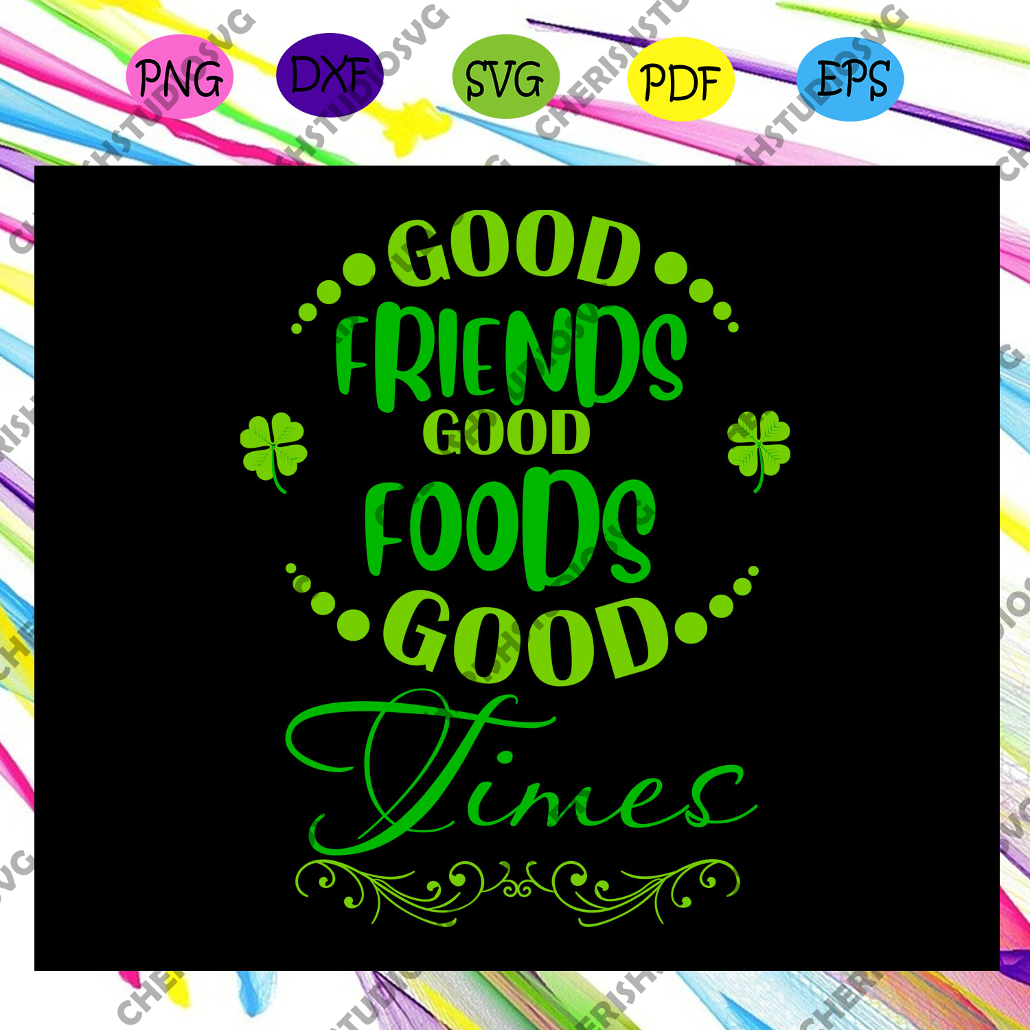 Good friends goof foods good times, gift for friend, best friend gift, friends, friends svg, best friend, friends svg, trending svg, Files For Silhouette, Files For Cricut, SVG, DXF, EPS, PNG, Instant Download