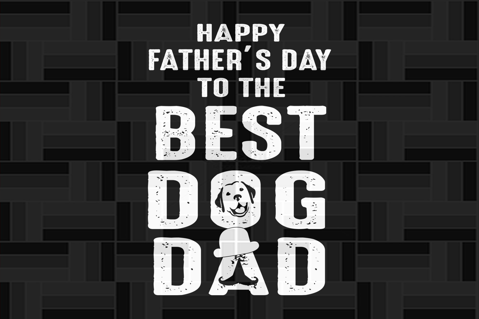 Happy father's day to the best dog dad, papa svg, baba svg,father's day svg, father svg, dad svg, daddy svg, poppop svg Files For Silhouette, Files For Cricut, SVG, DXF, EPS, PNG, Instant Download