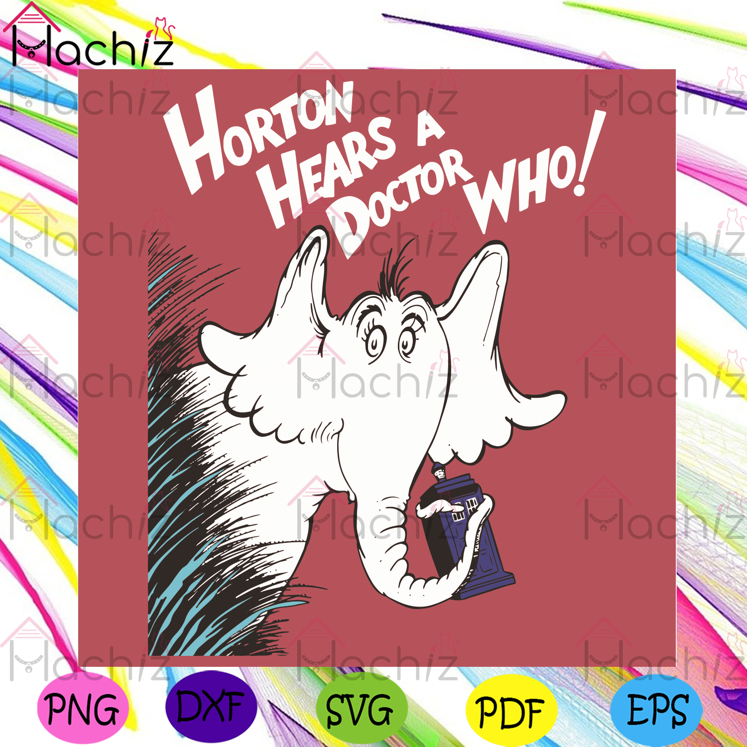 Horton Hears A Doctor Who Svg, Dr Seuss Svg, Dr Seuss Lovers Svg, Dr Seuss Gifts Svg, Horton Svg, A Doctor Svg, Elephant Svg, Dr Seuss Elephant Svg, Cute Elephant Svg, Dr Seuss Gifts Svg, Vintage Dr Seuss Svg