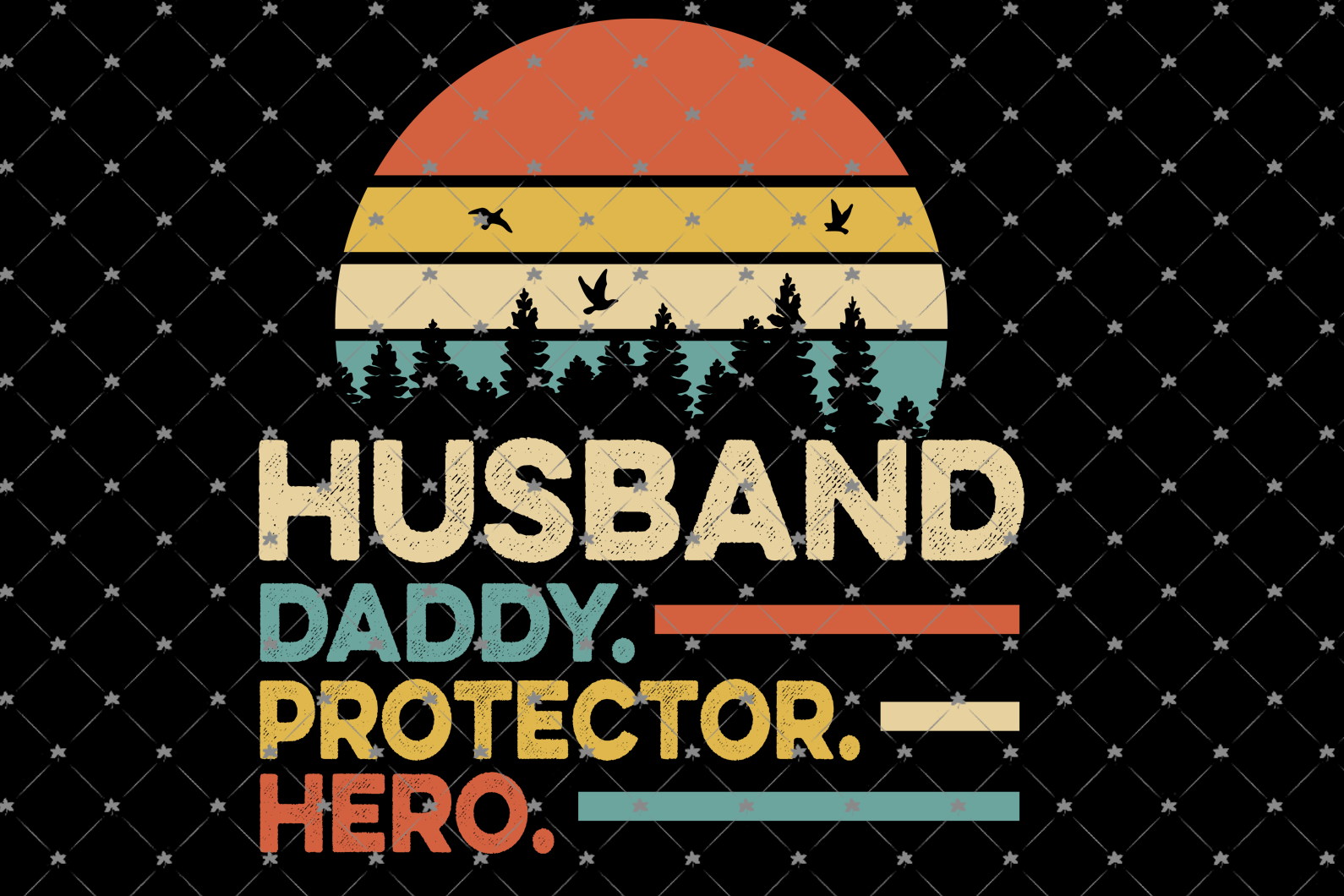 Husband daddy protector hero SVG, papa svg, baba svg,father's day svg, father svg, dad svg, daddy svg, poppop svg Files For Silhouette, Files For Cricut, SVG, DXF, EPS, PNG, Instant Download