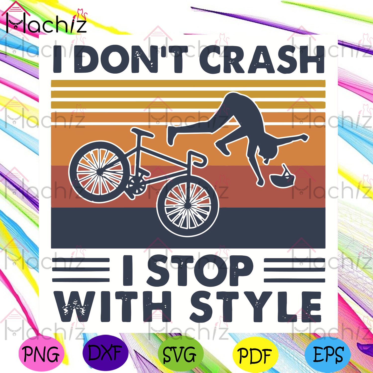 I Do Not Crash I Stop With Style Svg, Trending Svg, Crash Svg, Bicycle Svg, Driving Svg, Accident Svg, Fall Down Svg, Bicycle Lovers Svg, Bicycle Gifts Svg, Bicycle Accident Svg, Vintage Svg, Retro Svg