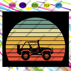 Jeep halloween svg, jeep svg, jeep shirt, jeep gift, jeep silhouette, jeep print, trending svg For Silhouette, Files For Cricut, SVG, DXF, EPS, PNG Instant Download
