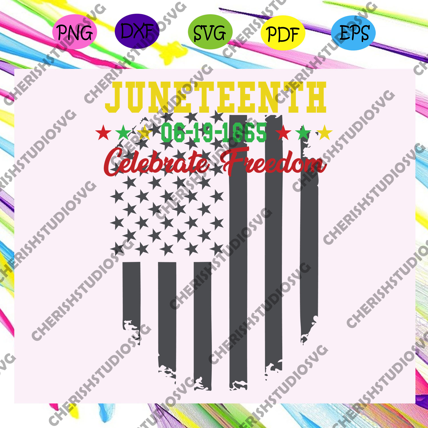 Juneteenth celebrate freedom, Black girl, black girl svg, black girl shirt, black girl gift, black woman svg, sexy black woman svg, For Silhouette, Files For Cricut, SVG, DXF, EPS, PNG Instant Download