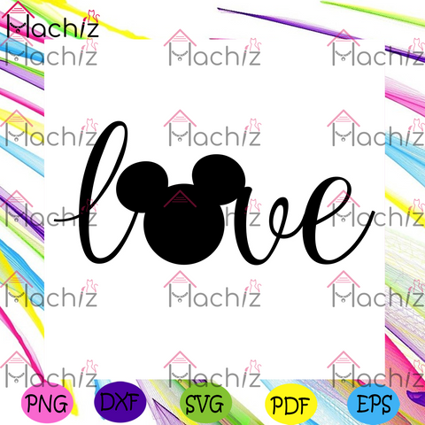 Love Mickey Svg, Halloween Svg, Minnie Mouse Head Svg, Mickey Lover, Bow Svg, Halloween Day, Halloween Party Svg, Funny Halloween Gift, Gift For Kids Svg, Svg Cricut, Silhouette Svg Files, Cricut Svg, Silhouette Svg