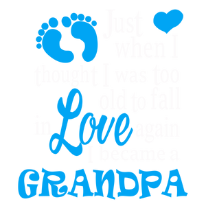 Love grandpa, papa svg, baba svg,father's day svg, father svg, dad svg, daddy svg, poppop svg Files For Silhouette, Files For Cricut, SVG, DXF, EPS, PNG, Instant Download