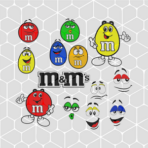 M & m's bundle SVG, m and m, mm candy, mm candy svg, candy, candy svg, chocolate candy, m m candy, mm candy beads, m and m candy, trending svg, Files For Silhouette, Files For Cricut, SVG, DXF, EPS, PNG, Instant Download