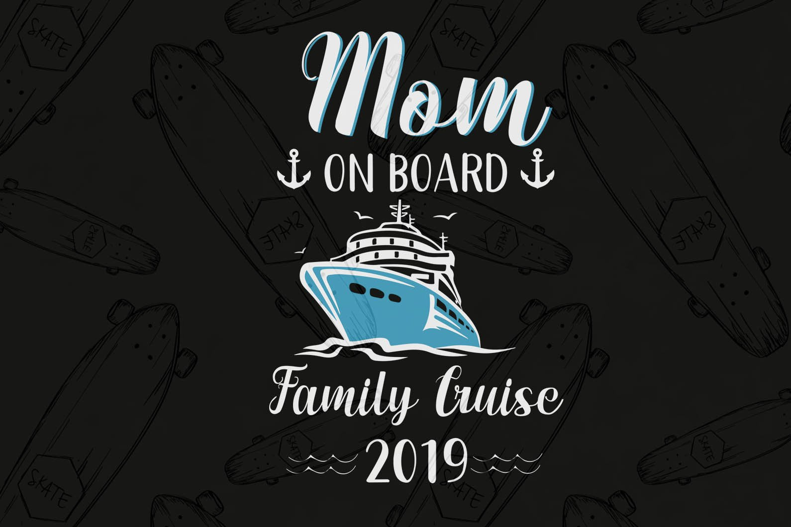 Mom on board SVG,mother's day svg, mother day, mother svg, mom svg, nana svg, mimi svg For Silhouette, Files For Cricut, SVG, DXF, EPS, PNG Instant Download