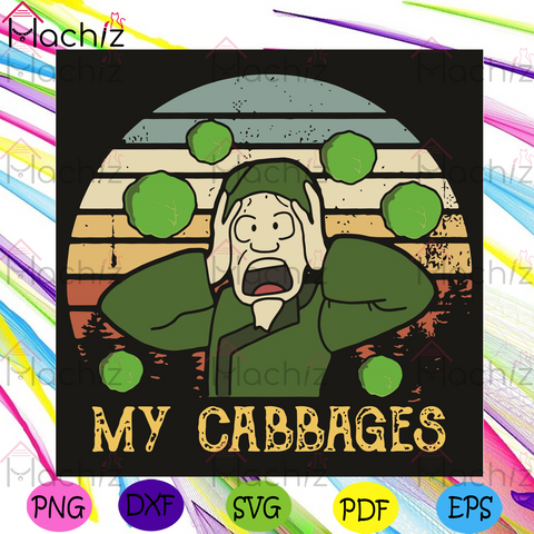My Cabbages Svg, Trending Svg, Last Airbender Svg, Cabbages Merchant Svg, Airbender Fans Svg, Last Airbender Lovers Svg, Cartoon Svg, Cartoon Lovers Svg, Vintage Svg, Retro Svg, Animation Svg, Funko Pop Svg