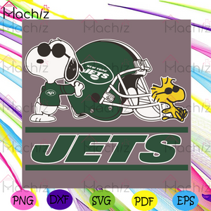 New York Jets Snoopy Woodstock Svg, Sport Svg, New York Jets Svg, New York Jets Football Team Svg, New York Jets NFL Svg, New York Jets Helmet Svg, Snoopy Svg, Jets Snoopy Svg, Woodstock Svg, NFL Svg, NFL Champion Svg