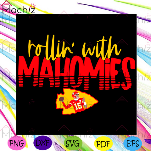 Rolling With Mahomies Chiefs Svg, Sport Svg, Super Bowl 2021 Svg, Kansas City Chiefs Svg, Kansas City Chiefs Logo Svg, KC Chiefs Lovers Svg, Chiefs Players Svg, Chiefs Fan Svg, Chiefs Helmets Svg, Champions Svg, NFL Svg