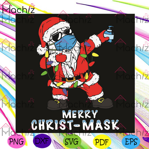 Christmas Day Svg Christmas Santa Claus Grinch Svg Merry Christmas Hachizstore