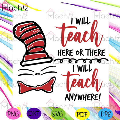 Seuss Teacher Svg, Dr Seuss Svg, Cat In The Hat Svg, Teacher Svg, Teaching Svg, Dr Seuss Quotes, Dr Seuss Gift Svg, Dr Seuss Thing Svg, Thing 1 Svg, Thing 2 Svg, I Am Sam Svg, Horton Svg, Sam svg, Dr Seuss Birthday Svg, Green Eggs Svg,